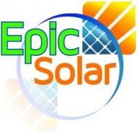 epic solar logo