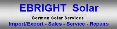 Ebright Solar logo