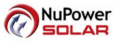 Nupower solar logo